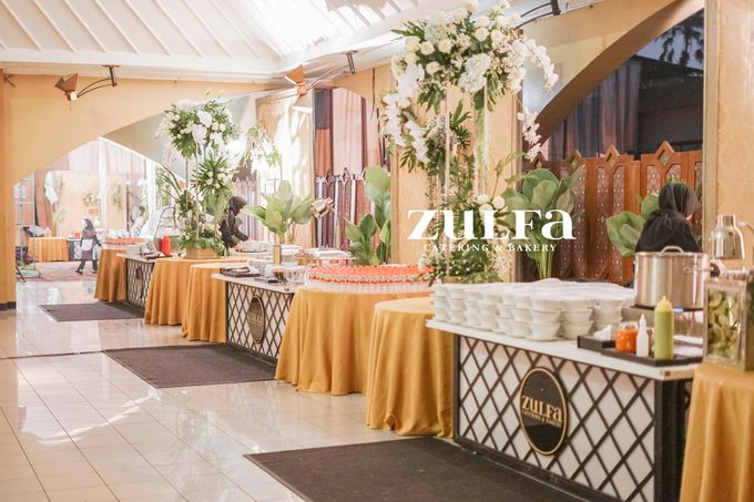 Nurul & Fahmi - Pusdai - 16 February 2019 by Zulfa Catering - 019