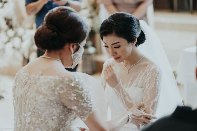 The Wedding of Budi & Rachel by Memoira Studio - 018