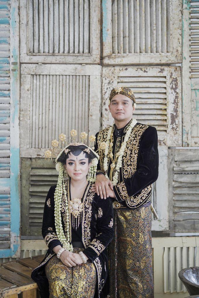 From Wedding Ceremony Randy & Andin by UK International Jakarta - 015