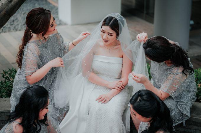 The Wedding of Vincent & Jovia by Memoira Studio - 035