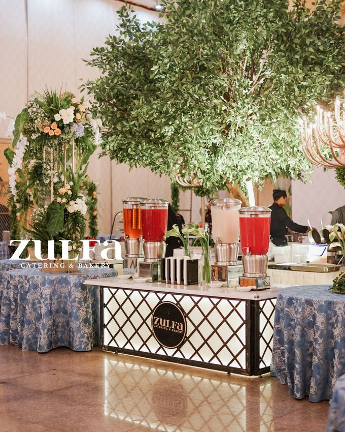 Nurul & Fahmi - Pusdai - 16 February 2019 by Zulfa Catering - 021