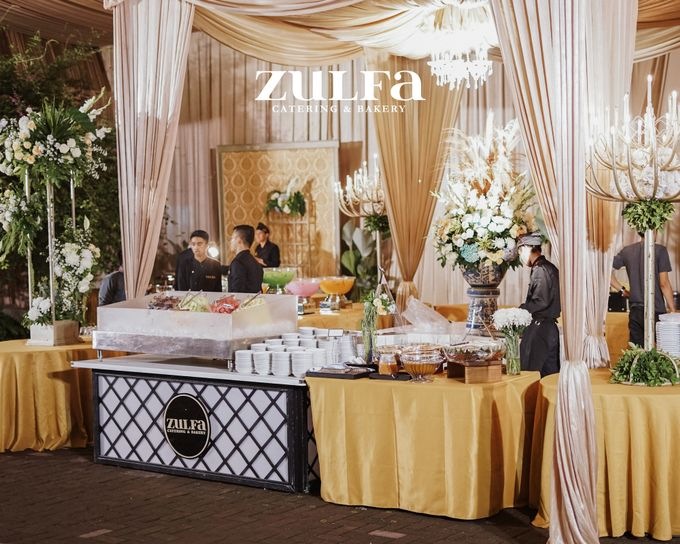 Nurul & Fahmi - Pusdai - 16 February 2019 by Zulfa Catering - 026