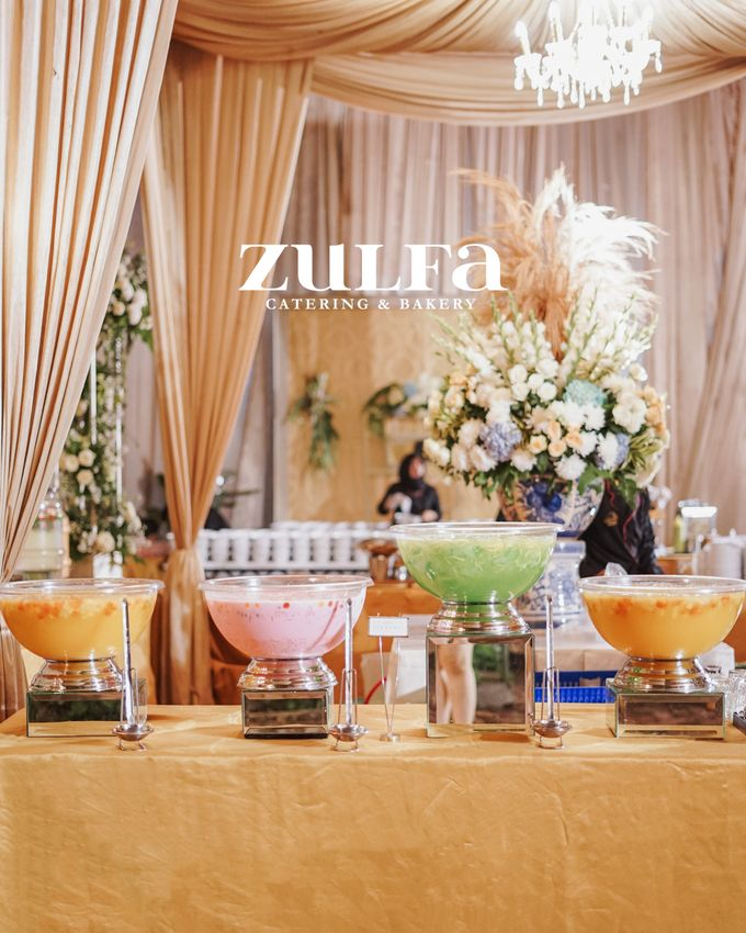 Nurul & Fahmi - Pusdai - 16 February 2019 by Zulfa Catering - 027