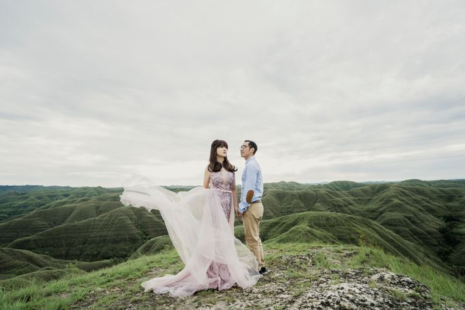 The Prewedding of Endy & Widya by LUNETTE VISUAL INDUSTRIE - 020