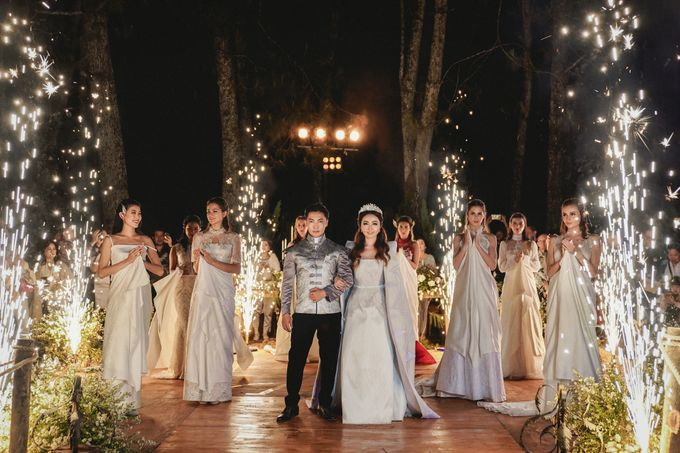 Joseph & Nadine Wedding by Hilda by Bridestory - 020