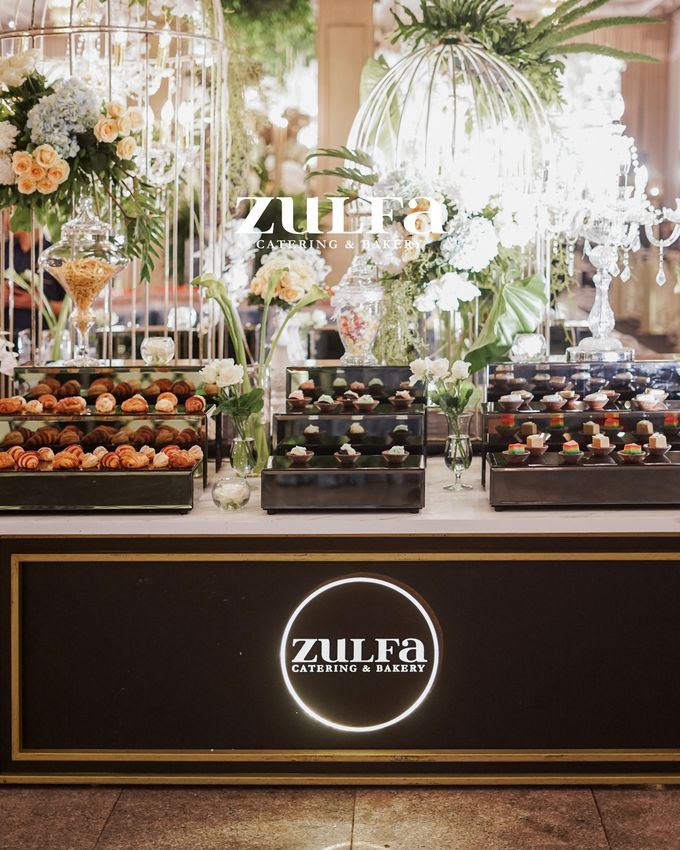 Nurul & Fahmi - Pusdai - 16 February 2019 by Zulfa Catering - 037