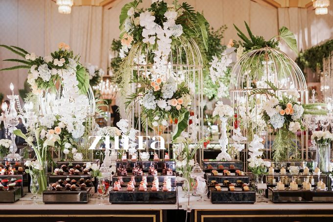 Nurul & Fahmi - Pusdai - 16 February 2019 by Zulfa Catering - 040