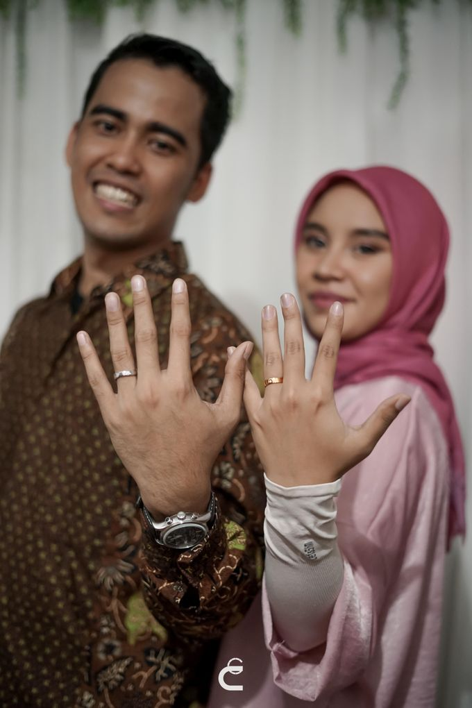 Engagement of Diza & Fouad by Glenn Chandra Wedding - 014