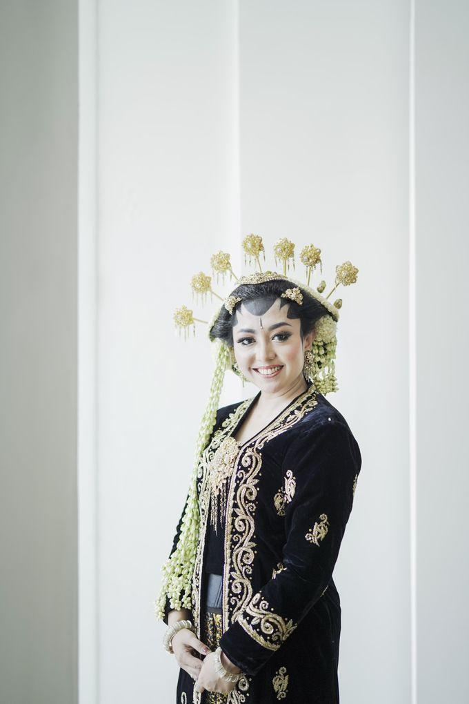 From Wedding Ceremony Randy & Andin by UK International Jakarta - 016