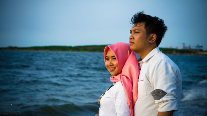 Prewedding of Asep & Leny by Dhaup Photoworks - 003