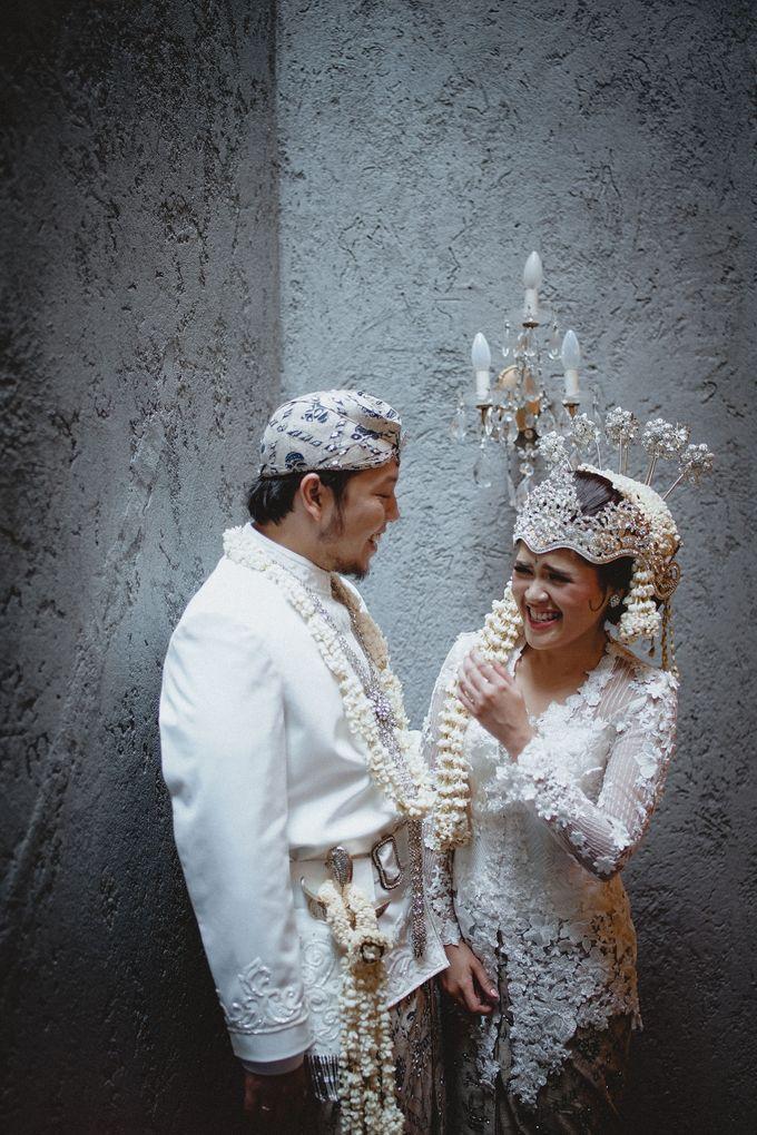 Cempaka Dimaz Wedding by WIT Wear It Too - 027