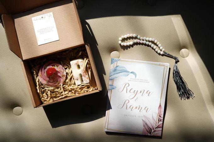 Engagement Reyna Rama by UK International Jakarta - 005