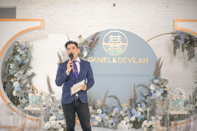 Engagement of DANIEL & DEVILAN by Aldo Adela MC & Magician - 004