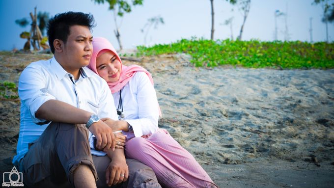 Prewedding of Asep & Leny by Dhaup Photoworks - 004