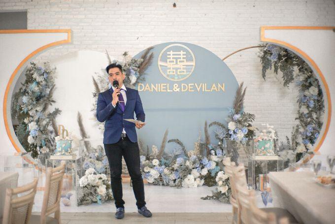 Engagement of DANIEL & DEVILAN by Aldo Adela MC & Magician - 010