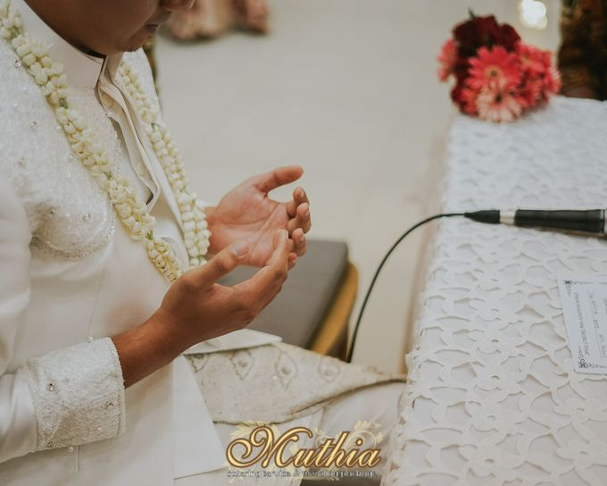 Wedding Of Tiari & Yoga by Muthia Catering - 032
