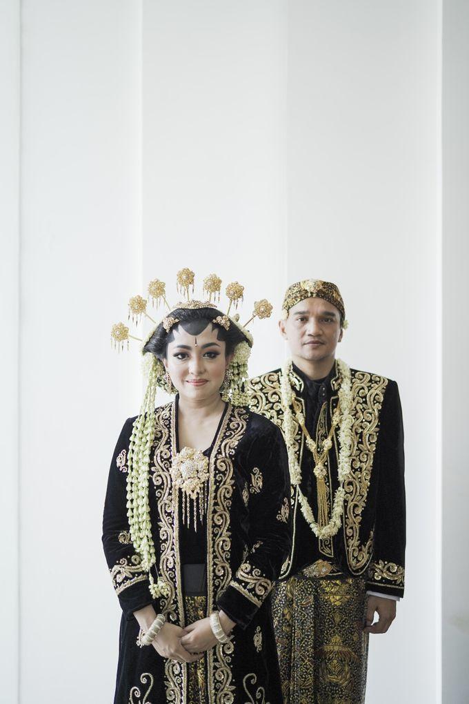 From Wedding Ceremony Randy & Andin by UK International Jakarta - 017