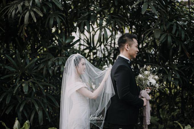 Ryan & Amadea Wedding day by Lumilo Photography - 027