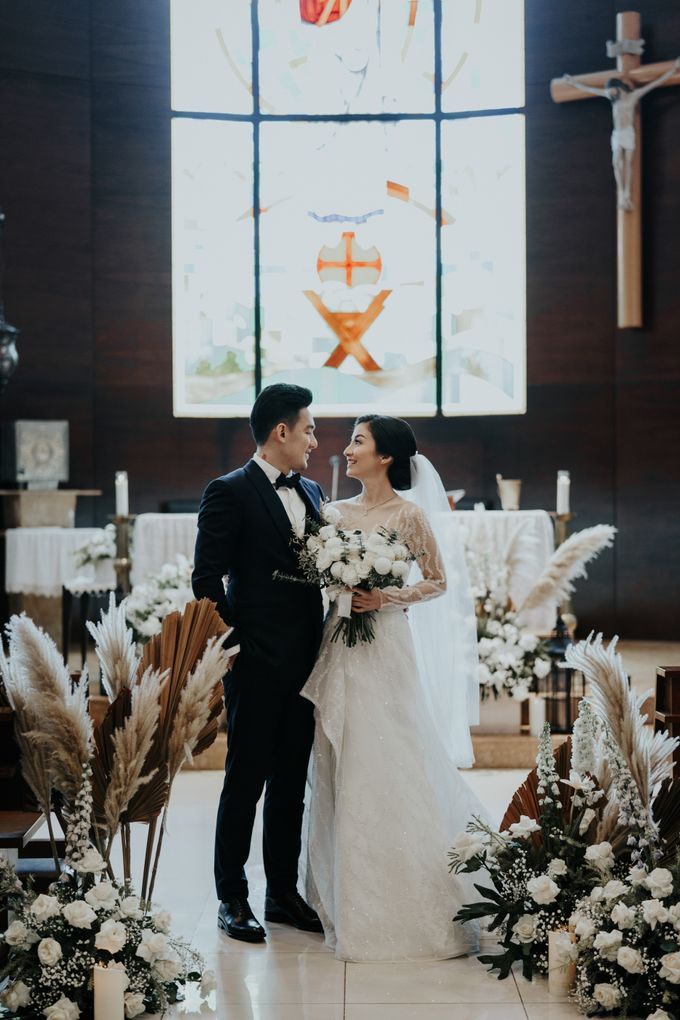 The Wedding of Budi & Rachel by Memoira Studio - 021
