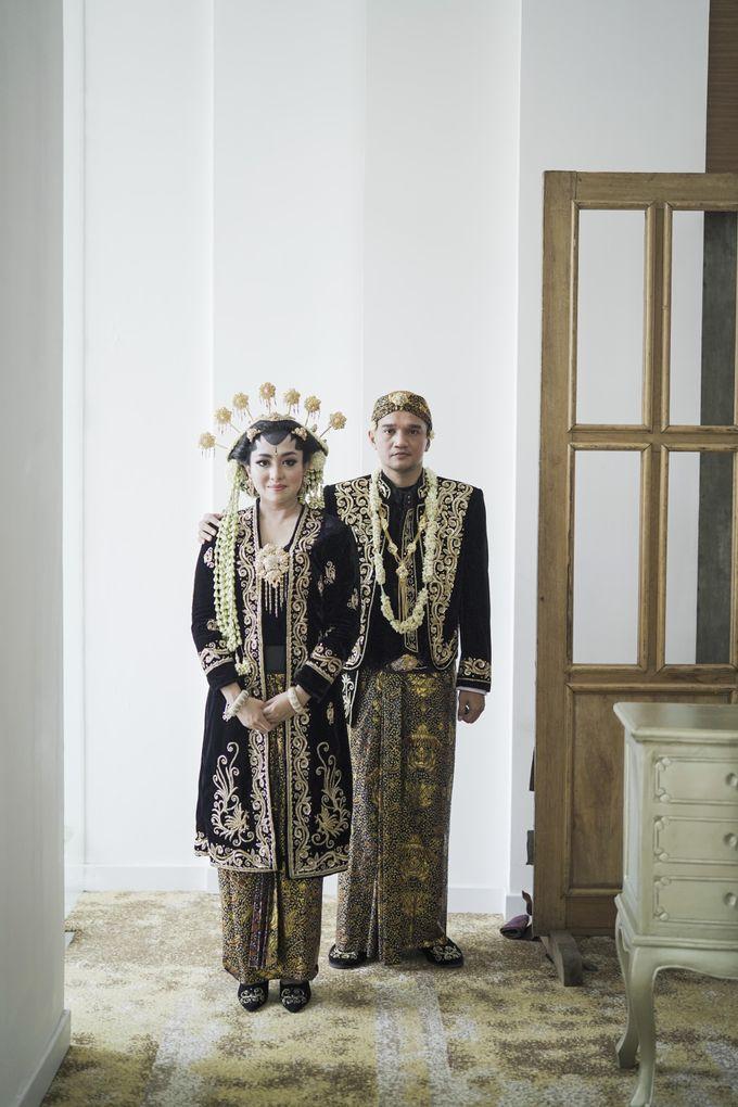 From Wedding Ceremony Randy & Andin by UK International Jakarta - 018