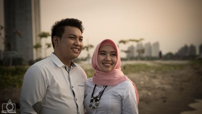 Prewedding of Asep & Leny by Dhaup Photoworks - 005