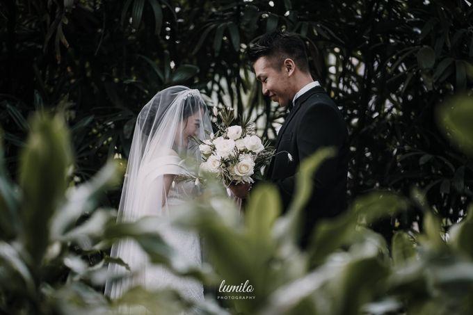 Ryan & Amadea Wedding day by Lumilo Photography - 028