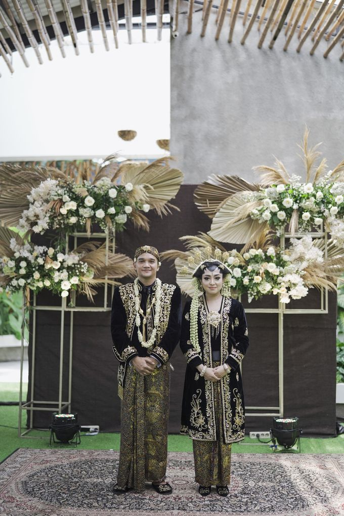 From Wedding Ceremony Randy & Andin by UK International Jakarta - 019