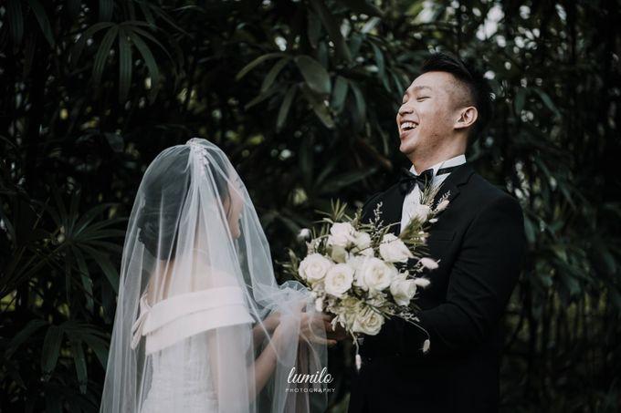 Ryan & Amadea Wedding day by Lumilo Photography - 029