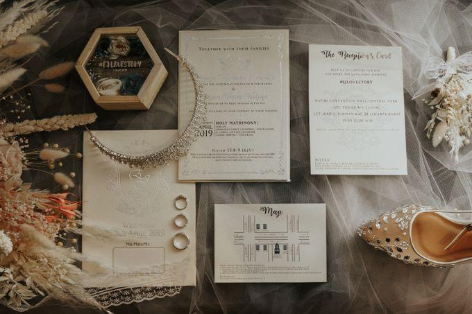 The Wedding of Echa Soemantri & Jessica Vania - ex JKT 48 by Pizzaro Sensation Design - 001