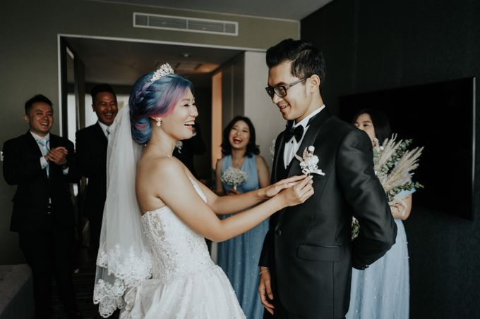 The Wedding of Raven & Jessica by Memoira Studio - 012
