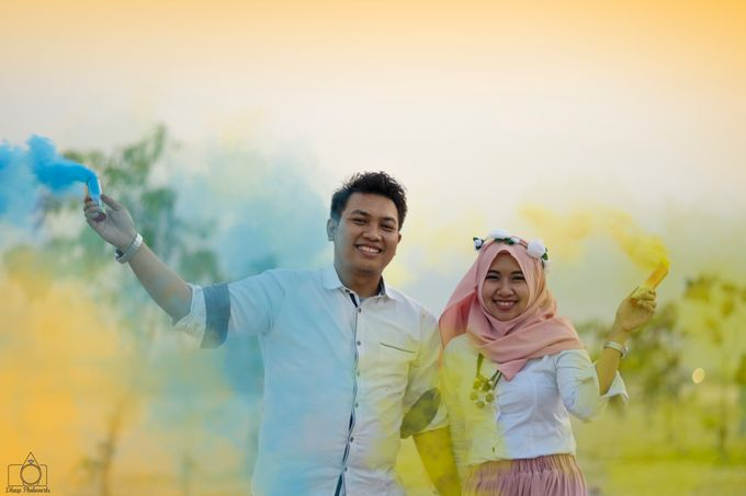 Prewedding of Asep & Leny by Dhaup Photoworks - 010