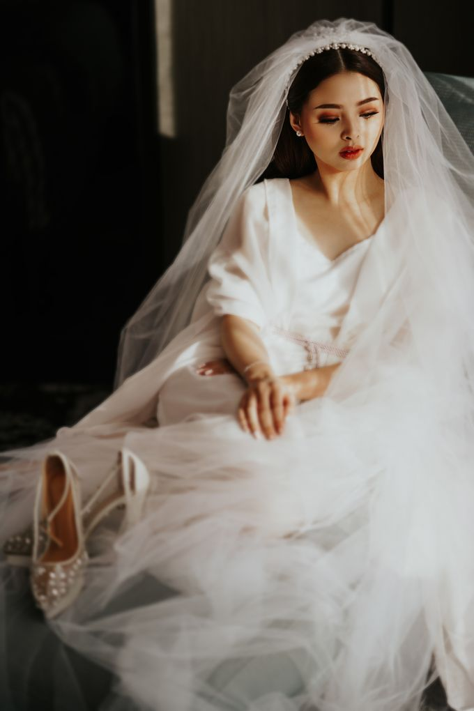 The Wedding of Echa Soemantri & Jessica Vania - ex JKT 48 by Pizzaro Sensation Design - 002