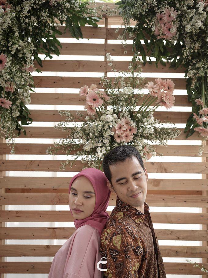 Engagement of Diza & Fouad by Glenn Chandra Wedding - 001