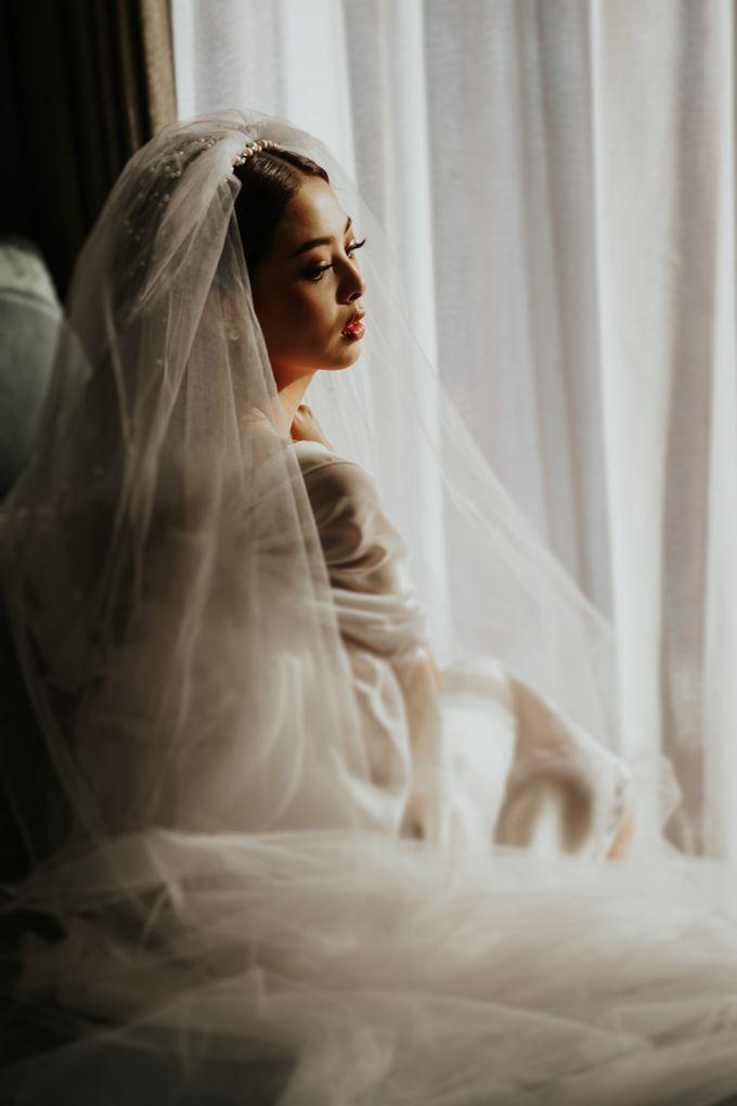 The Wedding of Echa Soemantri & Jessica Vania - ex JKT 48 by Pizzaro Sensation Design - 005