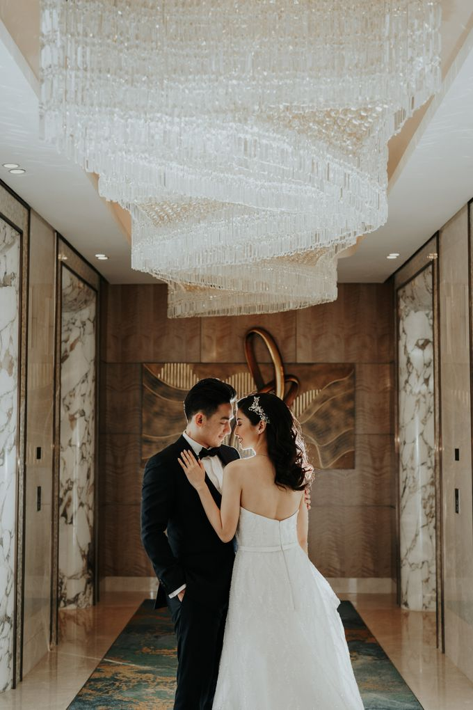 The Wedding of Budi & Rachel by Memoira Studio - 025