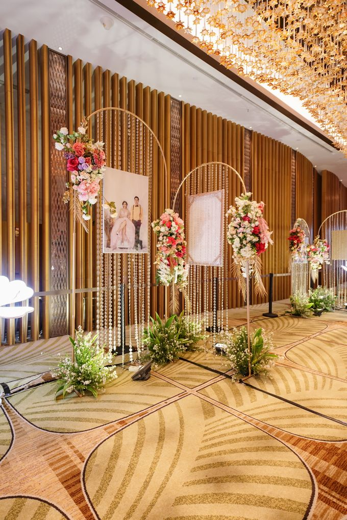 THE WEDDING OF D & M by GLORIOSA DECORATION - 004