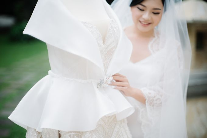 wedding of stephanus & crystabel by Vivi Valencia - 006