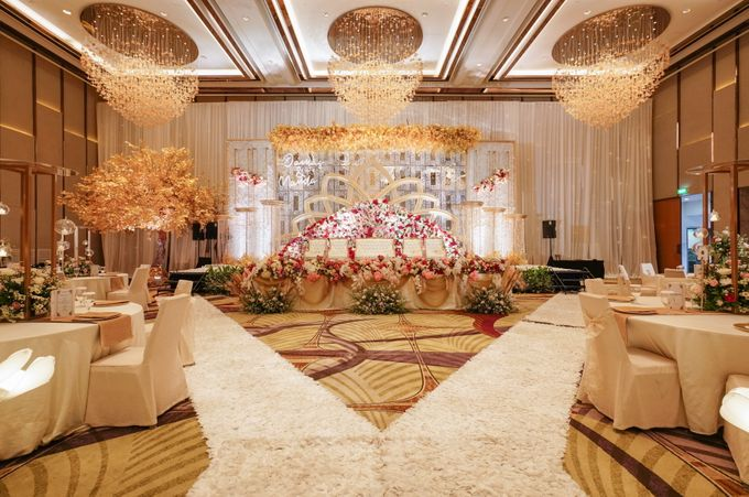 THE WEDDING OF D & M by GLORIOSA DECORATION - 005
