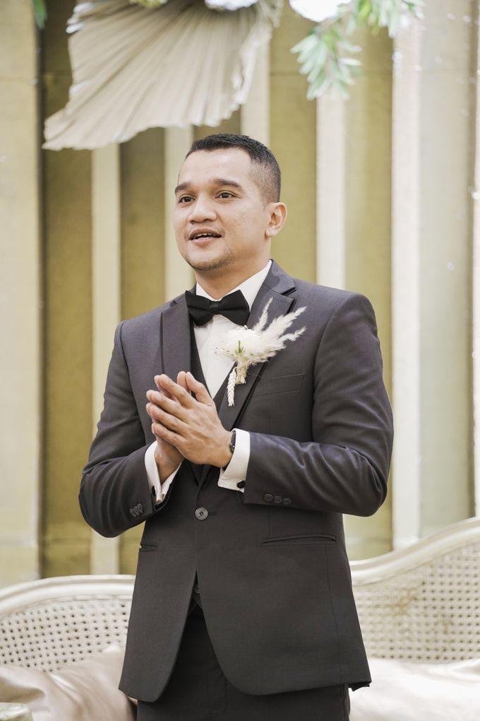 Wedding Randy & Andin by UK International Jakarta - 009