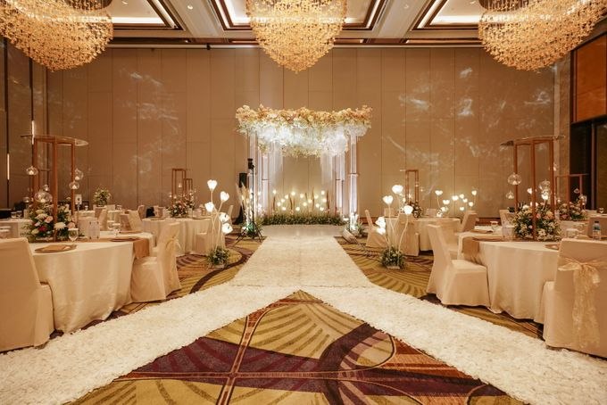 THE WEDDING OF D & M by GLORIOSA DECORATION - 009