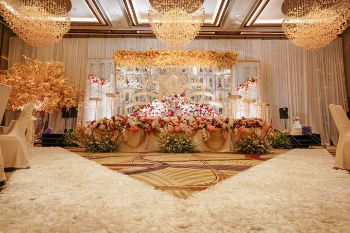 THE WEDDING OF D & M by GLORIOSA DECORATION - 010