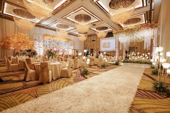 THE WEDDING OF D & M by GLORIOSA DECORATION - 011
