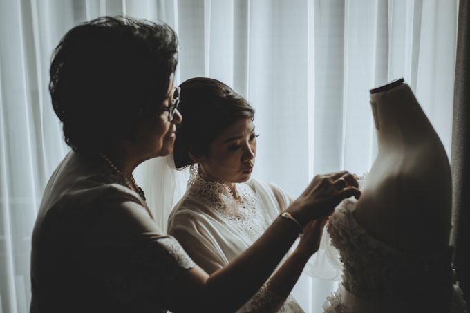 Agus & Lydia Wedding Day by Chroma Pictures - 014