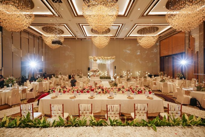 THE WEDDING OF D & M by GLORIOSA DECORATION - 012