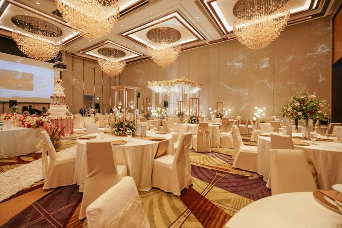 THE WEDDING OF D & M by GLORIOSA DECORATION - 013