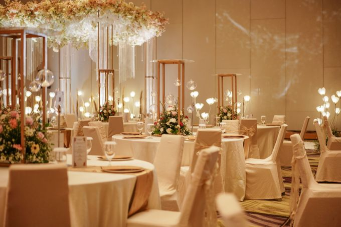 THE WEDDING OF D & M by GLORIOSA DECORATION - 014