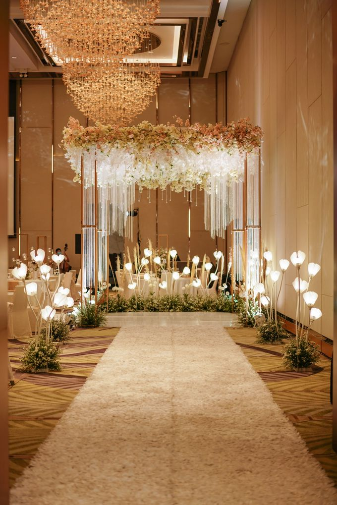 THE WEDDING OF D & M by GLORIOSA DECORATION - 016