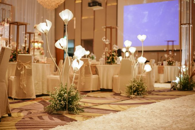 THE WEDDING OF D & M by GLORIOSA DECORATION - 017