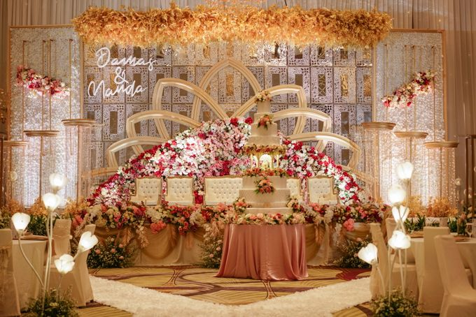 THE WEDDING OF D & M by GLORIOSA DECORATION - 018