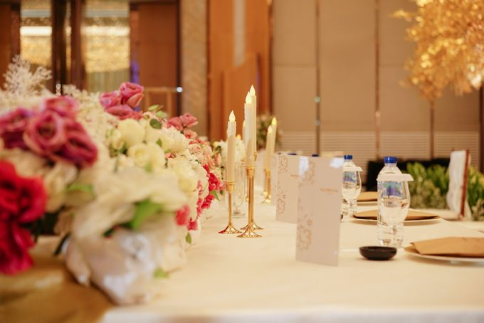 THE WEDDING OF D & M by GLORIOSA DECORATION - 020